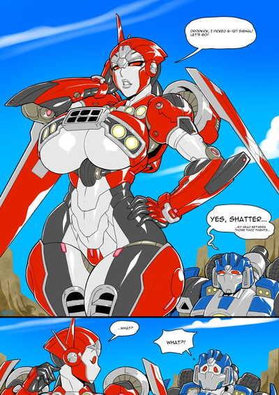 หุ่นยนต์แม่