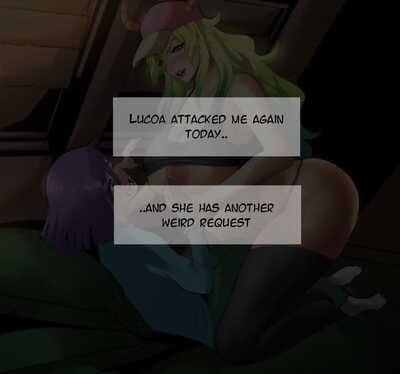 Lucoa Always Helps Me 1 - part 2