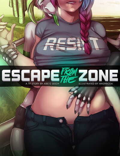Angrboda – Escape from the Zone
