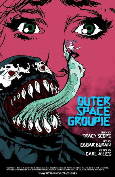 Outerspace Groupie