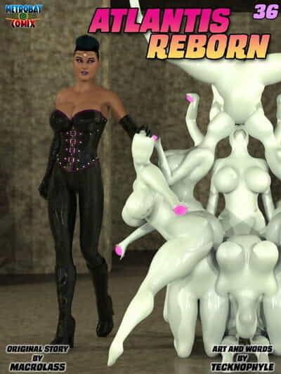Tecknophyle- Atlantis Reborn 36