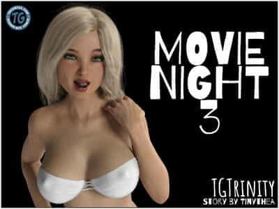 TGTrinity – Movie Night 3