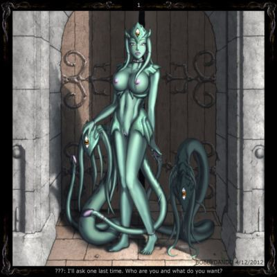[bobbydando] Tentacle Dungeon [Ongoing]