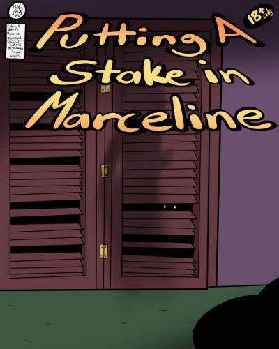 [thehumancopier] setzen ein Anteil in marceline (adventure time)