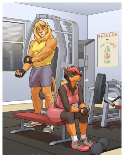[Meesh] Gym training [ongoing]