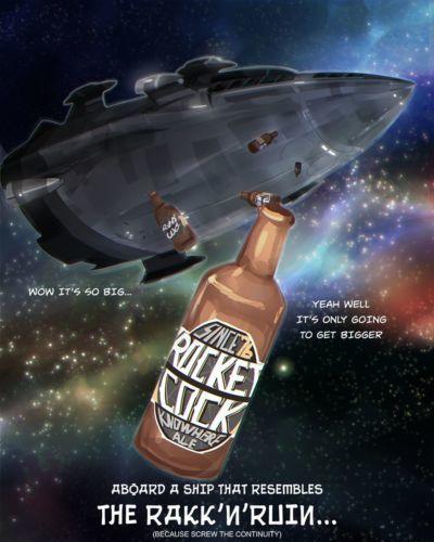 [Seth Iova] Rocket Cock (Guardians of the Galaxy)