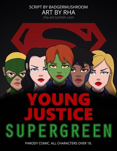 [Rha] Young Justice: Supergreen (Young Justice)