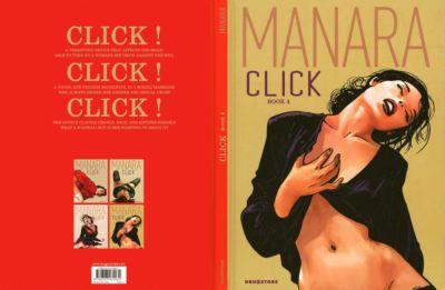 [Milo Manara] Click - Book 4