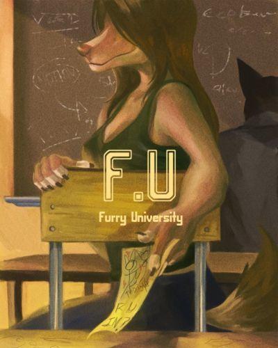 Furry U. - By Tenaflux