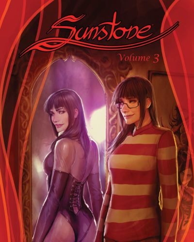 [Shiniez] Sunstone - Volume 3 [Digital]