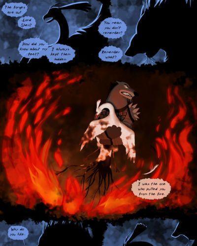 [Kamesu Micchacara] Shen comic (Kung Fu Panda 2) - part 2