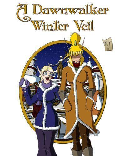 A Dawnwalker Winter Veil