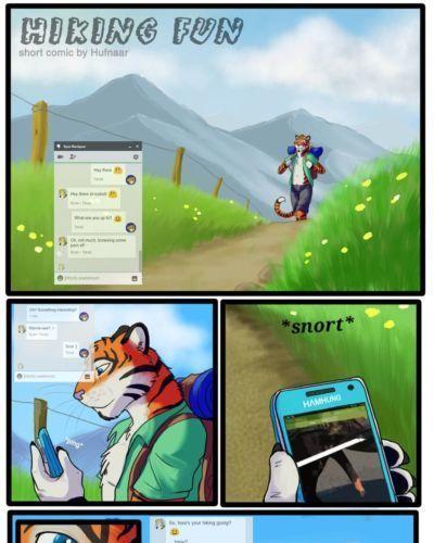 [Hufnaar] Hiking fun [ Ongoing]