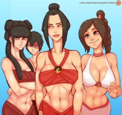 [MrPotatoParty] Avatar - Beach Day