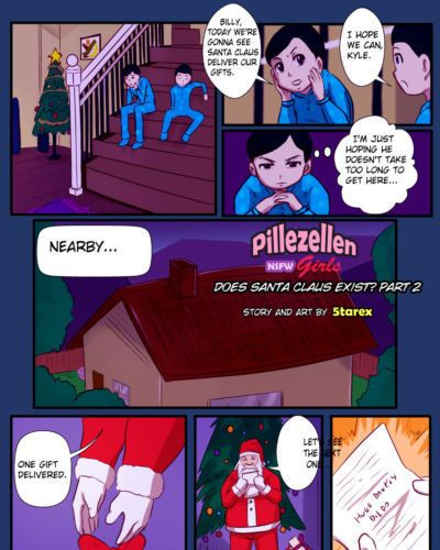 [5tarex] Pillezellen - Does Santa Claus Exist? Part 2