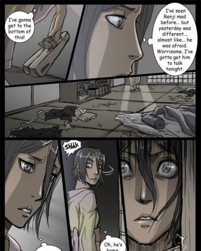[Zyephen] Dream of One Day (Bleach) [On-Going] - part 3