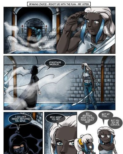 [Drowtales.com - Daydream 2] Chapter 4. Bishou hunting - part 2