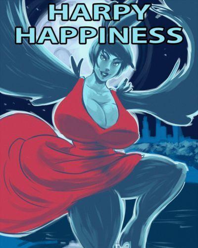[Lemonfont] Harpy Happiness