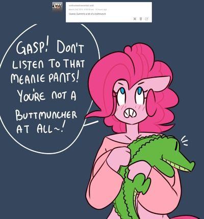 [Somescrub] Hugtastic Pinkie Pie - part 2