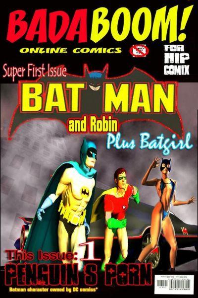 Бэтмен и Робин 1