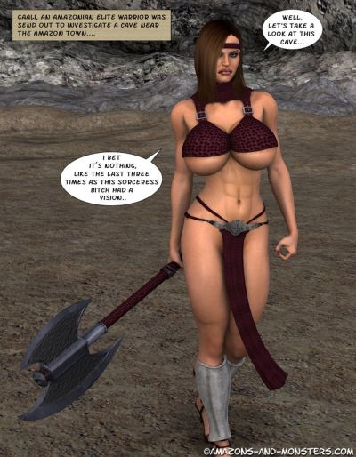 Sorceress's Blunder - part 6
