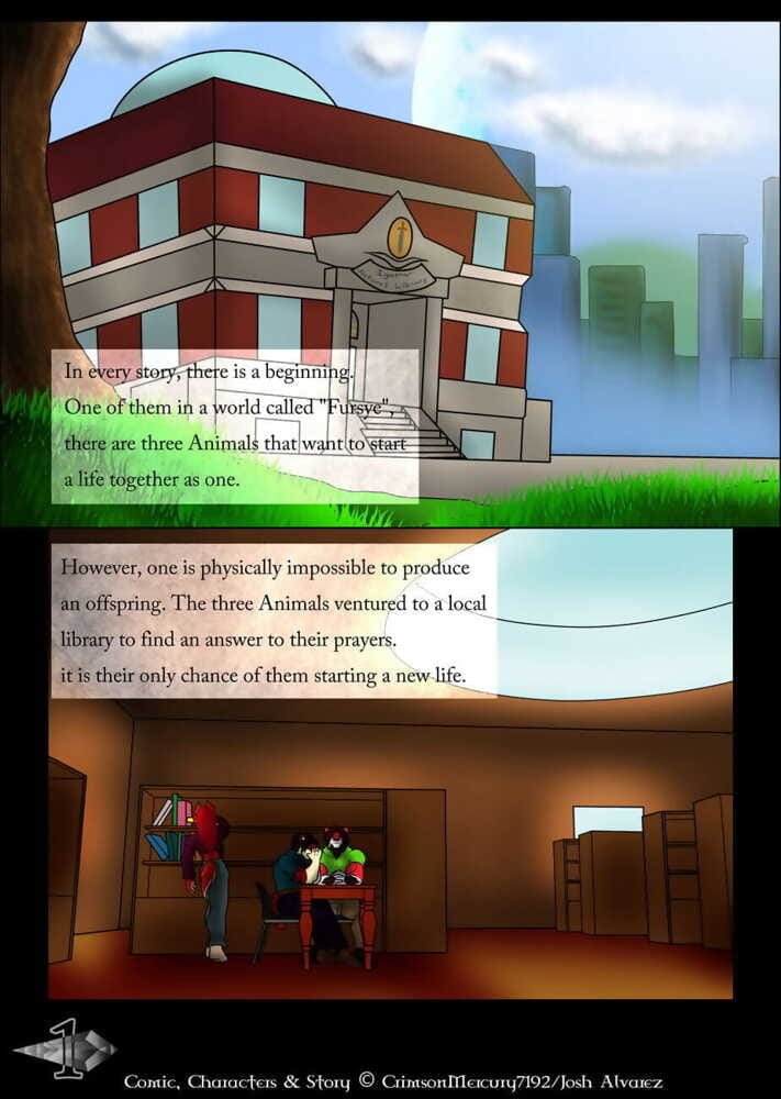 The Life Of The Hybrids 0 - Prologue - T… - part 2