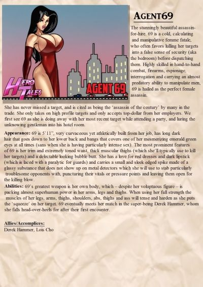 Hero Tales 1 - Legs To Kill