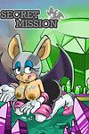 [OmegaZuel] Secret Mission ( Rouge and Knuckles) (ongoing)